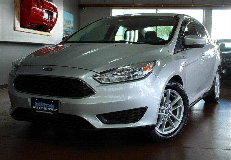 2015 Ford Focus for sale at Motion Auto Sport in North Canton OH