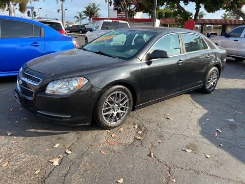2011 Chevrolet Malibu for sale at Auto Max of Ventura in Ventura CA