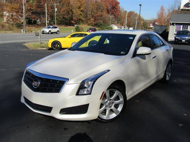 2013 Cadillac ATS for sale at Guarantee Automaxx in Stafford VA