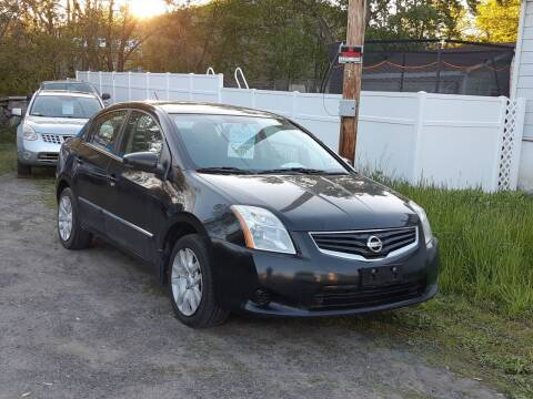 2010 Nissan Sentra for sale at MMM786 Inc. in Wilkes Barre PA