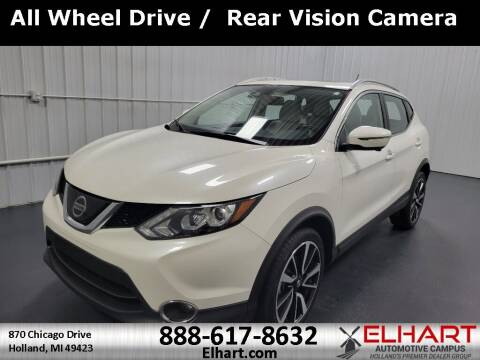 2019 Nissan Rogue Sport for sale at Elhart Automotive Campus in Holland MI