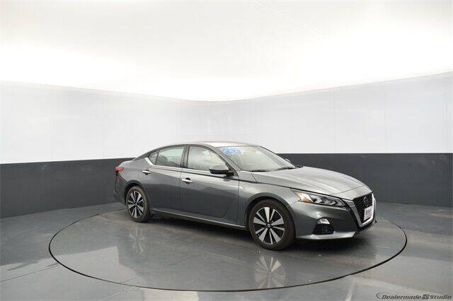 2020 Nissan Altima for sale at Tim Short Auto Mall in Corbin KY