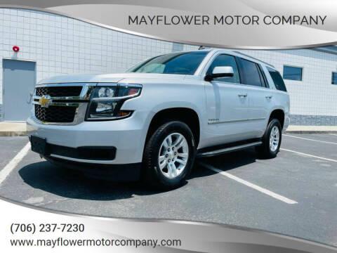 2015 Chevrolet Tahoe for sale at Mayflower Motor Company in Rome GA