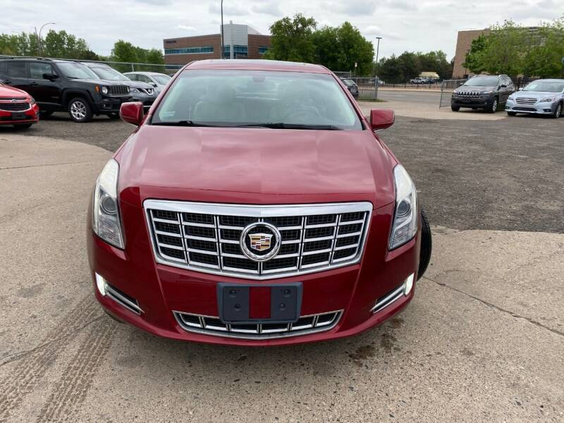 2013 Cadillac XTS for sale at Minuteman Auto Sales in Saint Paul MN