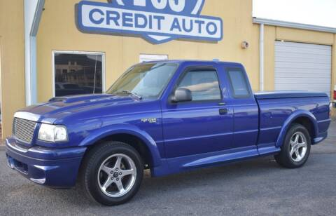 2002 Ford Ranger for sale at Buy Here Pay Here Lawton.com in Lawton OK