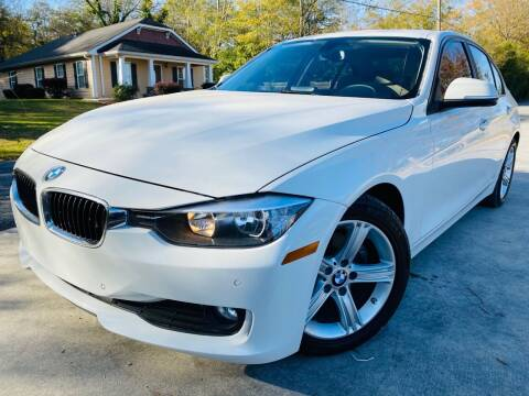 2014 BMW 3 Series for sale at Cobb Luxury Cars in Marietta GA