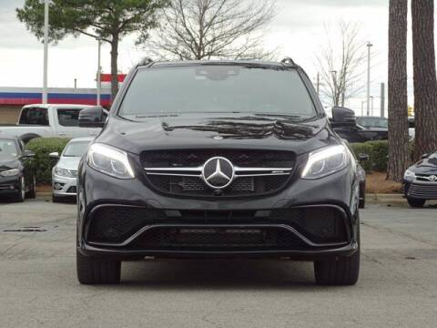 2019 Mercedes-Benz GLE for sale at Auto Finance of Raleigh in Raleigh NC