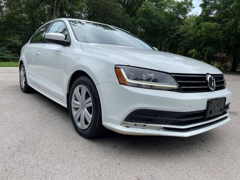 2017 Volkswagen Jetta for sale at Thornhill Motor Company in Lake Worth TX