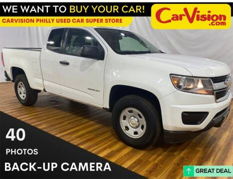 2015 Chevrolet Colorado for sale at Car Vision Mitsubishi Norristown - Car Vision Philly Used Car SuperStore in Philadelphia PA