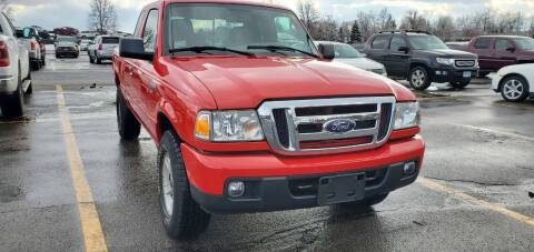 2006 Ford Ranger for sale at Russo's Auto Exchange LLC in Enfield CT