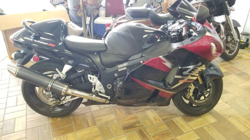 2007 Suzuki Hayabusa for sale at Performance Autoworks LLC in Havelock NC