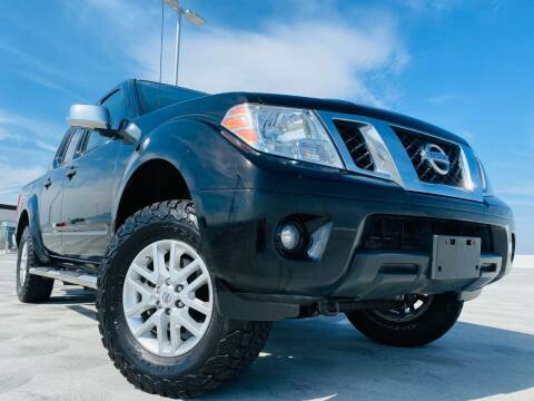 2014 Nissan Frontier for sale at Bay Cars R Us in San Jose CA
