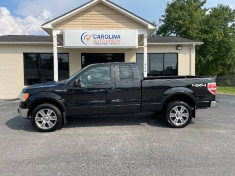 2014 Ford F-150 for sale at Carolina Auto Credit in Youngsville NC