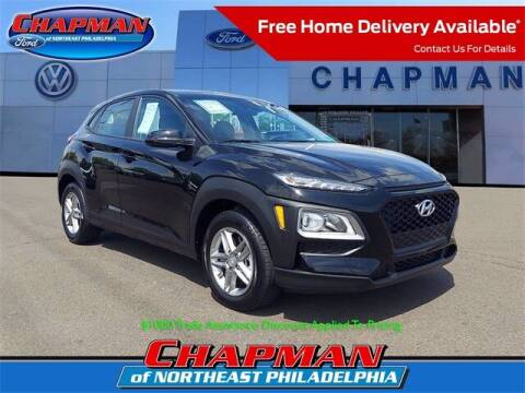 2021 Hyundai Kona for sale at CHAPMAN FORD NORTHEAST PHILADELPHIA in Philadelphia PA