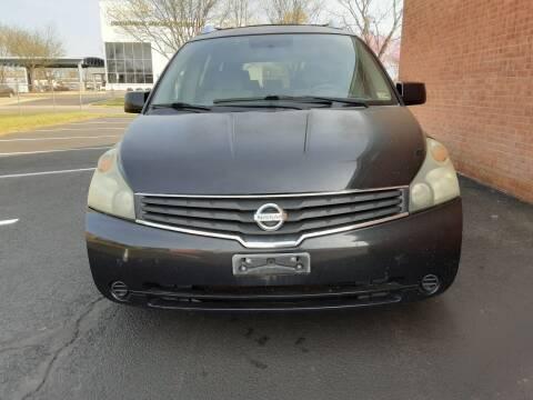 2007 Nissan Quest for sale at Fredericksburg Auto Finance Inc. in Fredericksburg VA