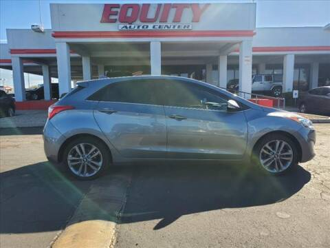 2016 Hyundai Elantra GT for sale at EQUITY AUTO CENTER in Phoenix AZ