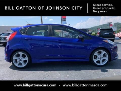 2015 Ford Fiesta for sale at Bill Gatton Used Cars - BILL GATTON ACURA MAZDA in Johnson City TN