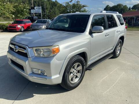 2010 Toyota 4Runner for sale at Auto Class in Alabaster AL