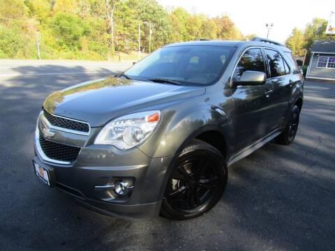 2013 Chevrolet Equinox for sale at Guarantee Automaxx in Stafford VA