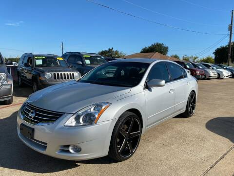 2012 Nissan Altima for sale at CityWide Motors in Garland TX