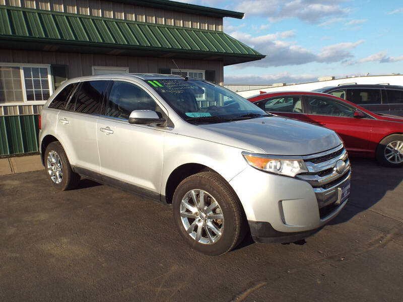 2011 Ford Edge for sale at G & K Supreme in Canton SD
