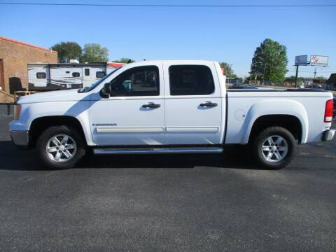 2007 GMC Sierra 1500 for sale at A & P Automotive in Montgomery AL