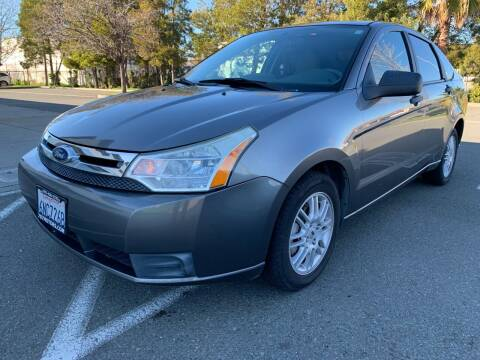 2010 Ford Focus for sale at 707 Motors in Fairfield CA