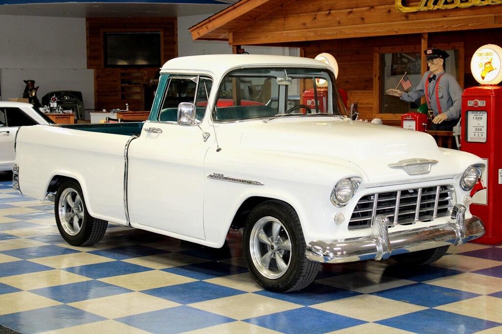 1955 Chevrolet 3100 8