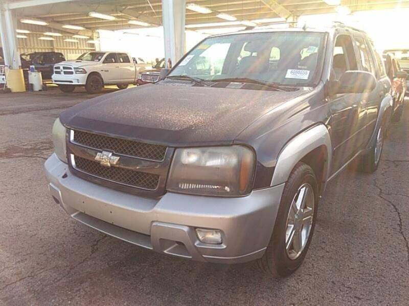 2007 Chevrolet TrailBlazer for sale at Cars Now KC in Kansas City MO