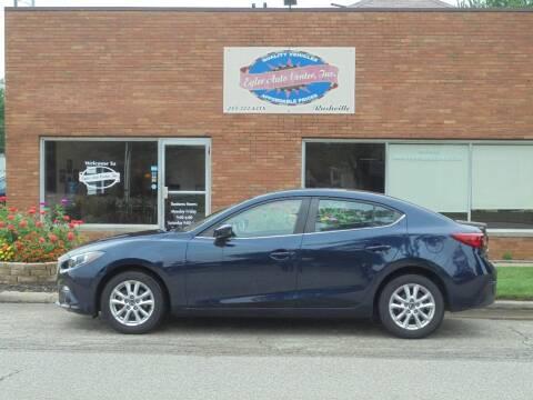 2016 Mazda MAZDA3 for sale at Eyler Auto Center Inc. in Rushville IL