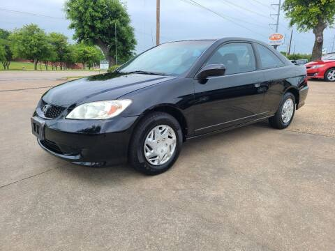 2004 Honda Civic for sale at CityWide Motors in Garland TX