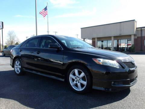 2009 Toyota Camry for sale at TAPP MOTORS INC in Owensboro KY