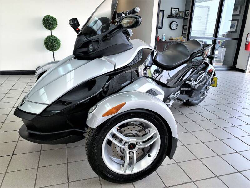 2008 Can-Am RS-S for sale at SAINT CHARLES MOTORCARS in Saint Charles IL