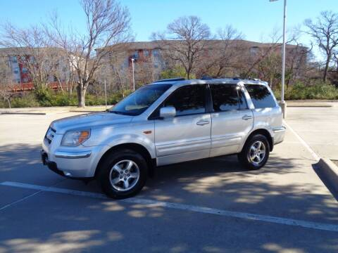 2007 Honda Pilot for sale at ACH AutoHaus in Dallas TX