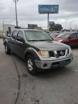 2007 Nissan Frontier for sale at AUTOTEX IH10 in San Antonio TX