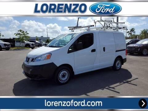 2017 Nissan NV200 for sale at Lorenzo Ford in Homestead FL
