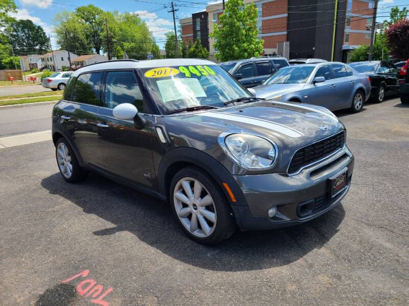 2011 MINI Cooper Countryman for sale at Costas Auto Gallery in Rahway NJ
