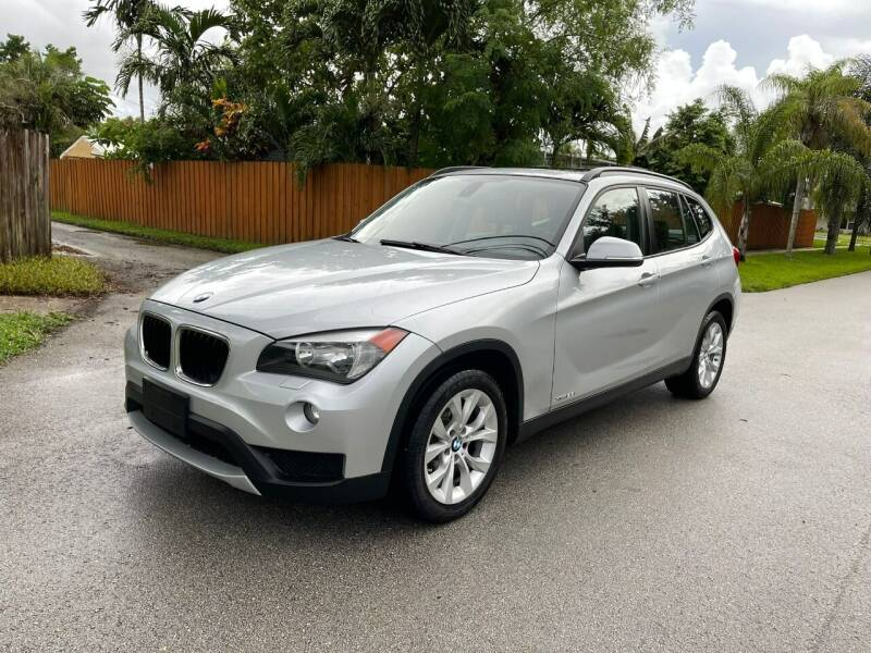 2013 BMW X1 for sale at Venmotors Hollywood in Hollywood FL