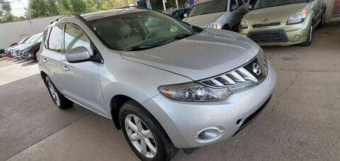 2009 Nissan Murano for sale at Divine Auto Sales LLC in Omaha NE