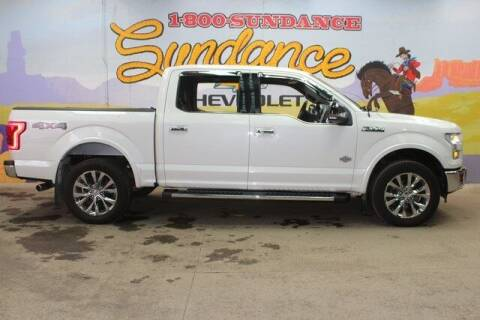 2016 Ford F-150 for sale at Sundance Chevrolet in Grand Ledge MI