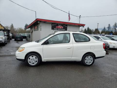 2000 Toyota ECHO for sale at Ron's Auto Sales in Hillsboro OR
