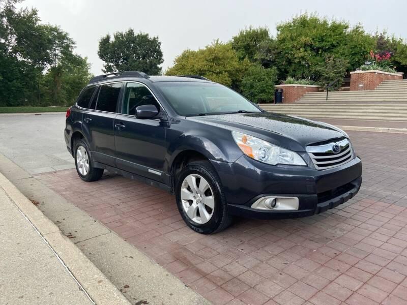 2011 Subaru Outback for sale at Third Avenue Motors Inc. in Carmel IN