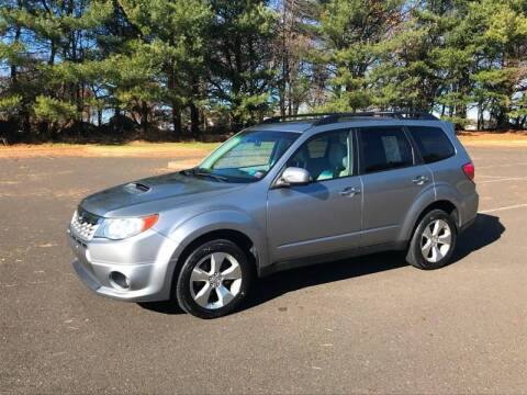 2011 Subaru Forester for sale at P&H Motors in Hatboro PA