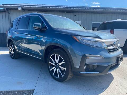 2019 Honda Pilot for sale at FAST LANE AUTOS in Spearfish SD