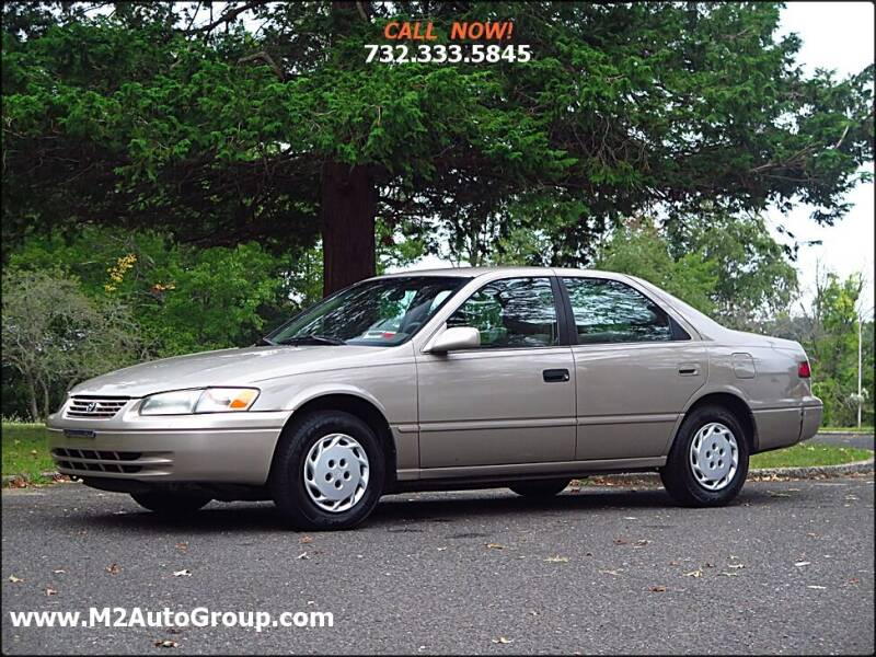 1997 Toyota Camry for sale at M2 Auto Group Llc. EAST BRUNSWICK in East Brunswick NJ