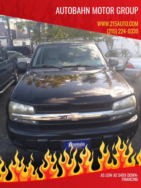 2007 Chevrolet TrailBlazer for sale at Autobahn Motor Group in Willow Grove PA