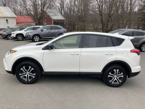 2018 Toyota RAV4 for sale at MICHAEL MOTORS in Farmington ME