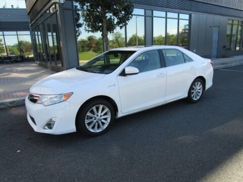 2012 Toyota Camry Hybrid for sale at Boston Auto Sales in Brighton MA