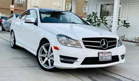 2015 Mercedes-Benz C-Class for sale at Pro Motorcars in Anaheim CA