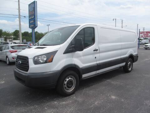 2015 Ford Transit Cargo for sale at Blue Book Cars in Sanford FL